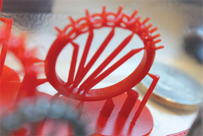 Upward Movement in the UV-Curable 3D Printing Industry - UV+