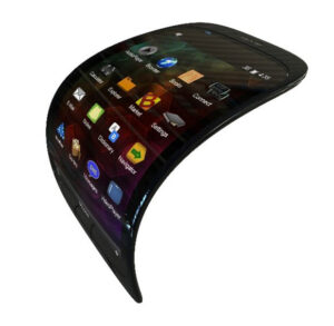 Curved-screen