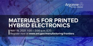 DOE - Argonne - webinar announcement