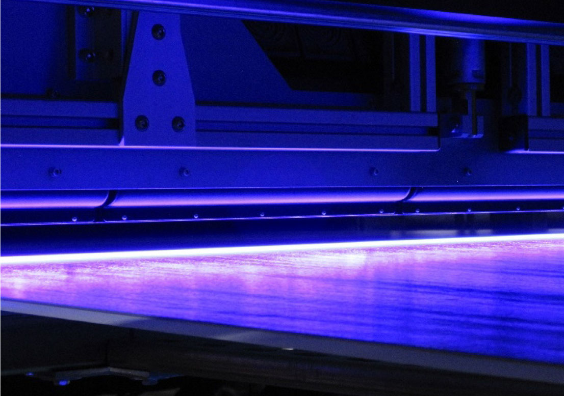 State of UV LED Curing Applications - UV+EB Technology