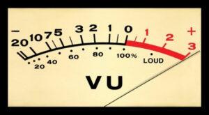 VU-Meter